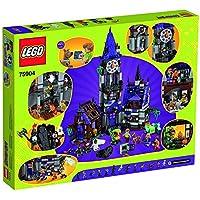 LEGO - 75904 - Scooby-Doo - Jeu de Construction - La Maison Mystérieuse