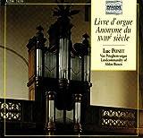 Livre d'orgue anonyme du XVIIIe siecle (Die Van-Peteghem-Orgel in Alden Biesen)
