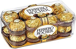 Ferrero Rocher Chocolate - 16 Pcs, 200 gm
