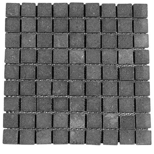 divero-mosaikfliesen-wandverblender-marmor-grau-boden-wand-quadratisch-11-matten-je-30-x-30-cm