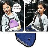 E Support ™ nouvelle voiture de sécurité enfants heitsab de couverture Harness Place Sangle einsteller Mash Pad Kids Siège Clip ceinture pour enfant
