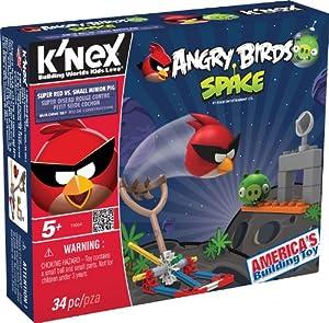 Knex - Juego de construcción para niños GRU, Mi Villano Favorito de 34 Piezas (72004)