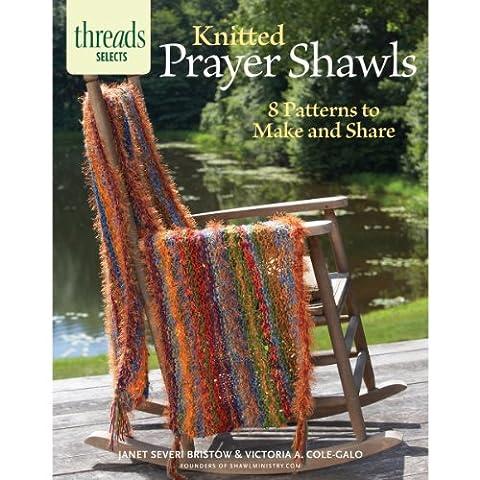 Taunton Press Paper Press-Knitted Prayer Shawls