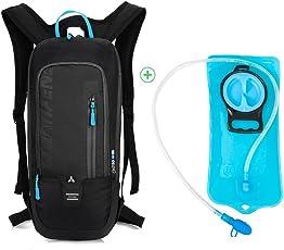 Kleiner Fahrradrucksack Trinkrucksack Wasserdicht Rucksäcke Reisetasche für Wandern, Klettern, Fahrradfahren, sowie Laufsport oder Camping Outdoor Sportrucksack Ultraleicht Fahrrad Rücksack von BLF