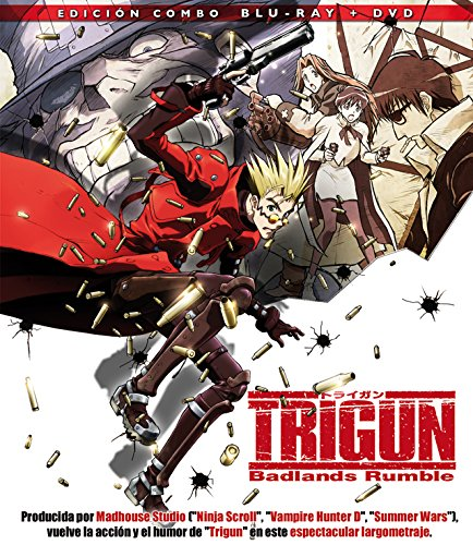 Trigun: Badlands Rumble (Edición especial) [Blu-ray]