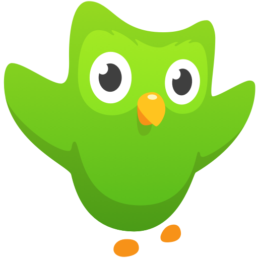 Impara l'inglese con Duolingo