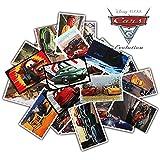 Panini - Cars 3 Evolution - 50 Sammelsticker gemischt - keine doppelten Bilder