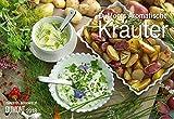 DuMonts Aromatische Kräuter 2018 - Broschürenkalender - Wandkalender - mit Schulferienterminen - Format 42 x 29 cm -