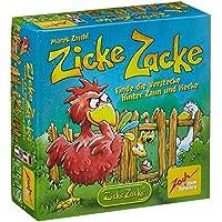 Zicke Zacke Kartenspiel 2 - 4 Spieler, ab 4 Jahren (601132700)