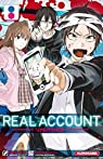 Real Account, tome 8 par Okushô