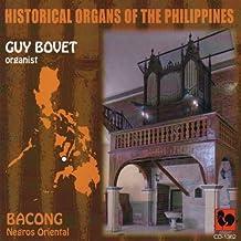 Historische Orgeln der Philippinen: Bacong,Negros