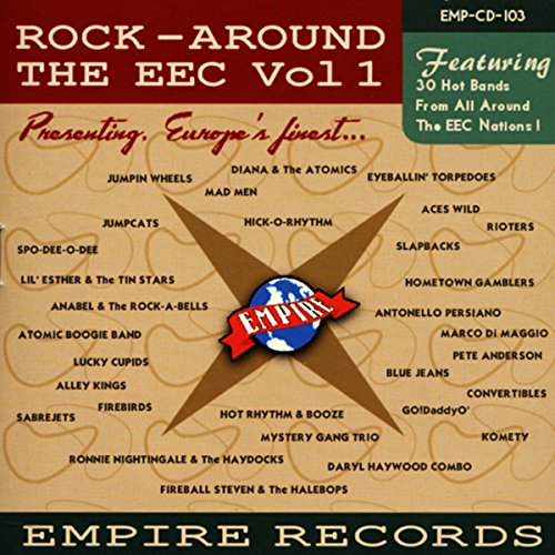 Rock Around The EEC - Amazon Musica (CD e Vinili)