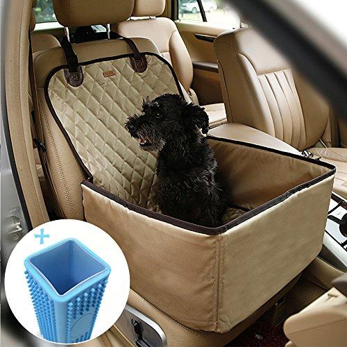 seggiolino auto per cane