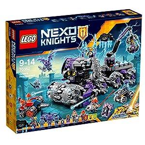 LEGO Nexo Knights 70352 - Set Costruzioni Il Quartier Generale di Jestro LEGO