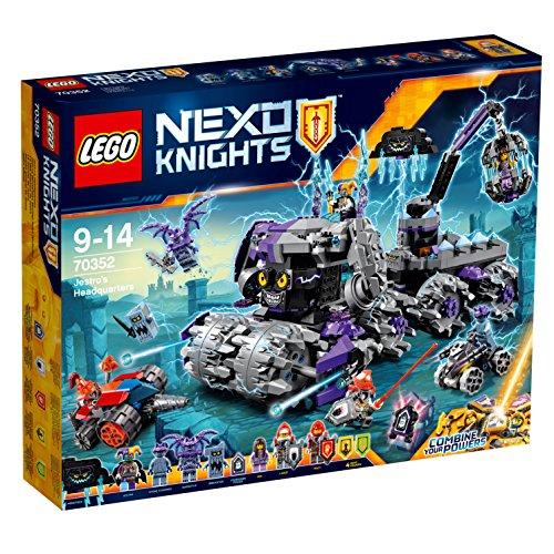Triple Rocker (LEGO Nexo Knights 70352 - Jestros Monströses Monster-Mobil, Spielzeug für Kinder)