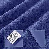 60 * 115CM Blu Scuro Tenda a rullo adatta per finestre per tetti Velux tenda