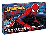 Craze 57484 - Adventskalender Marvel Spider-Man