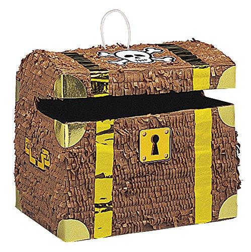 Unique Party Supplies Piñata Schatzkiste