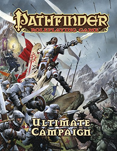 Pathfinder Roleplaying Game: Ultimate Campaign (Roleplaying Game Pathfinder)