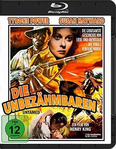 Die Unbezähmbaren (Untamed) [Blu-ray]