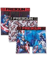 Freegun Freegun Marvel X3 - Boxer - Homme
