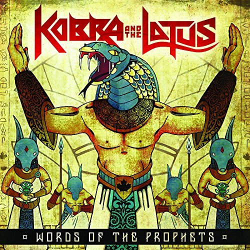 Words Of The Prophets by Kobra And The Lotus (2015-10-21)