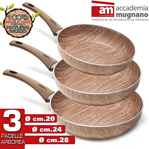 accademia-mugnano-set-3-padelle-arborea-antiaderenti-rivestimento-effetto-legno-natural-wood-cm-20-2