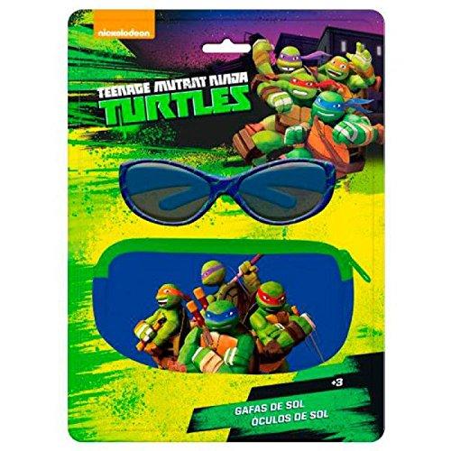 AstroTurf Blister Tasche + Brille Sonne Ninja Turtles