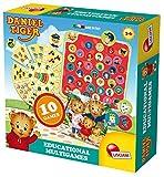Lisciani Giochi 56576 - Daniel Tiger Educational Multigames
