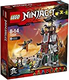 LEGO 70594 Ninjago The Lighthouse Siege Building Set - Multi-Coloured
