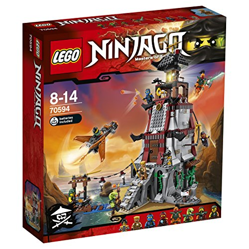 LEGO-70594-Ninjago-The-Lighthouse-Siege-Building-Set-Multi-Coloured