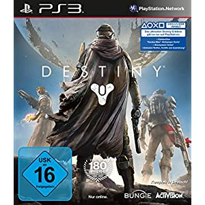 Destiny – Standard Edition – [PlayStation 3]