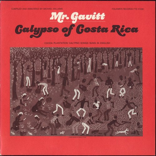 Mr.Gavitt:Calypsos of Costa Ri