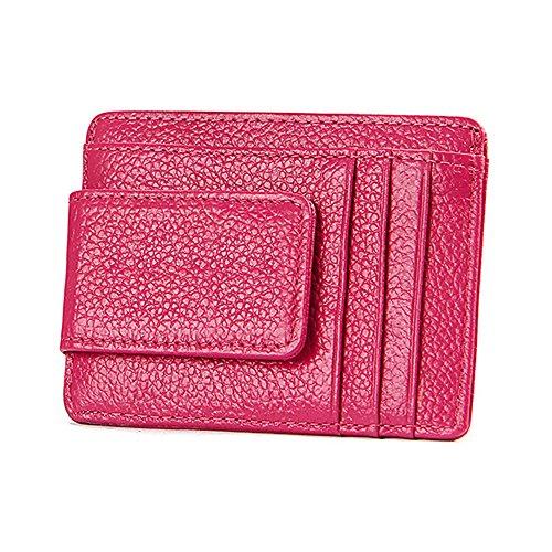 boshiho ,  Herren-Geldbörse, rosa - Gucci Card Wallet