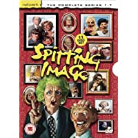 Spitting Image - Complete Series 1-7