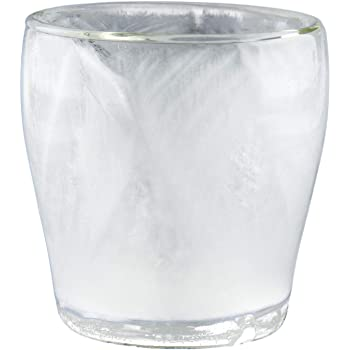 CoolDownDrink Glas 80ml - Selbstkühlendes Glas für Shots, Grappa, Whiskey etc.