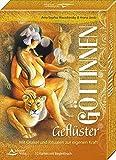 Göttinnengeflüster: Mit Orakel und Ritualen zur eigenen Kraft - 52 Karten mit Begleitbuch - Amy Sophia Marashinsky, Hrana Janto