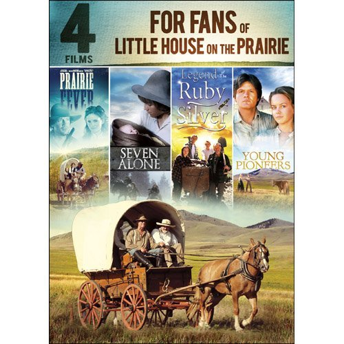 4-Films for Fans of Little House on the Prairie by Kevin Sorbo (Prairie-film House Little The On)