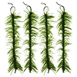 mauvaises herbes pour pêche à la carpe Cheveux Bas de ligne Tresse Filetage 8245sans ardillon Curve Tige Bouillettes Crochets de pêche à la carpe Leurres de pêche Tackle