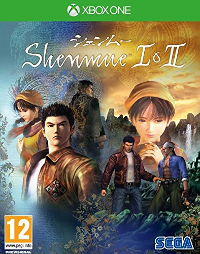 Shenmue I & II - Xbox One (precio: 31,99€)