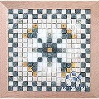 Mini mosaico marmo fai da te Fio