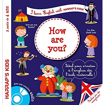 Harrap's I learn english : how are you ?