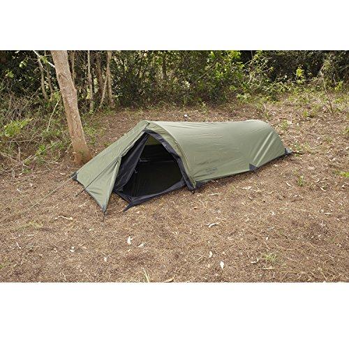SnugPak Ionosphere Tente 1 Personne, Vert Olive