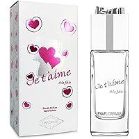 JE T'AIME A la Folie • Eau de Parfum 100 ml • Vaporisateur • Parfum Femme • EVAFLORPARIS