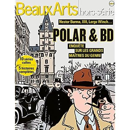Polars et bandes dessinées