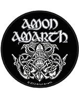 Amon Amarth Odin Aufnäher