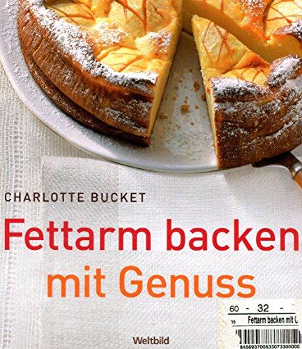 Fettarm backen (Livre en allemand)