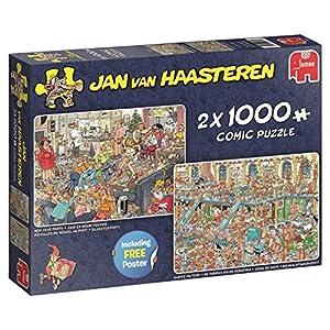 Jan Van Haasteren New Year Party & Santa