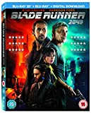 Blade Runner 2049 [2 Disc Blu-ray] [2017] [Region Free]