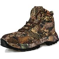 XINGGUANG Hommes Militaires Bottes Outdoor Formation Randonnée Forces Armées Chaussures Bottes Tactical Bottes Désert A…
